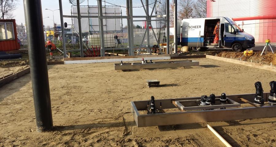 Knipscheer realiseert tankstationvloer bij Rijmar Retail te Roermond